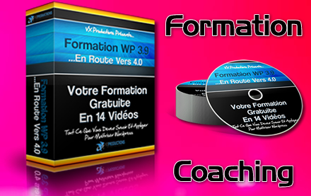 Formations Et Coaching